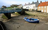 Lower Largo, Fife, Scotland