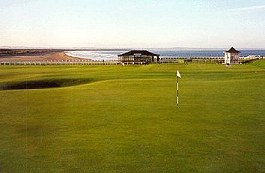 St Andrews Old Course - The Ancient Home of Golf